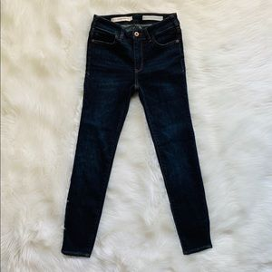 Pilcro and the letterpress Jeans by anthropology